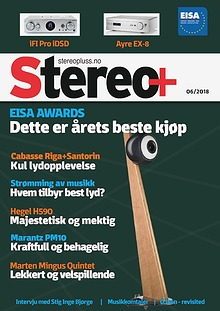 Stereo+ Stereopluss 6 2018