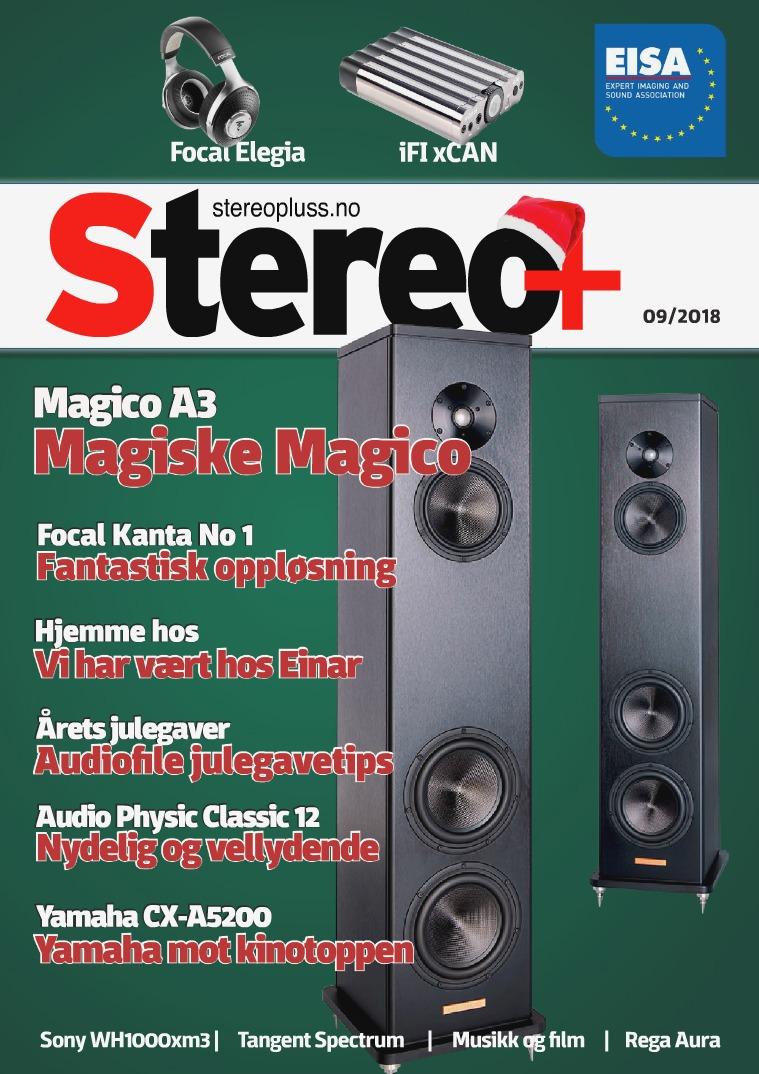 Stereopluss Utgave 9 - 2018