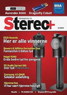 Stereo+ Stereopluss 6 2019