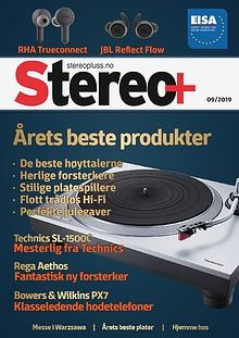 Stereo+ Stereopluss 9 2019