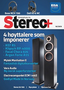Stereo+ Stereopluss 10 2019