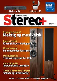 Stereo+ Stereopluss 2 2020