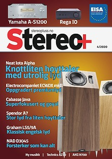 Stereo+ Stereopluss 4 2020