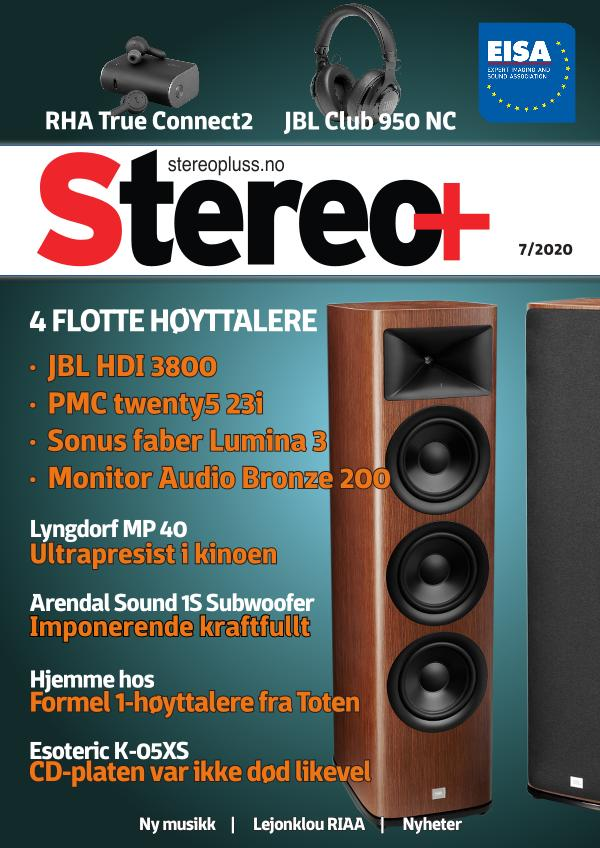 Stereo+ Stereopluss 7 2020