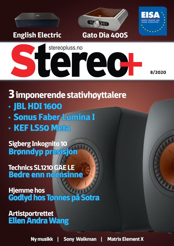 Stereo+ Stereopluss 8 2020