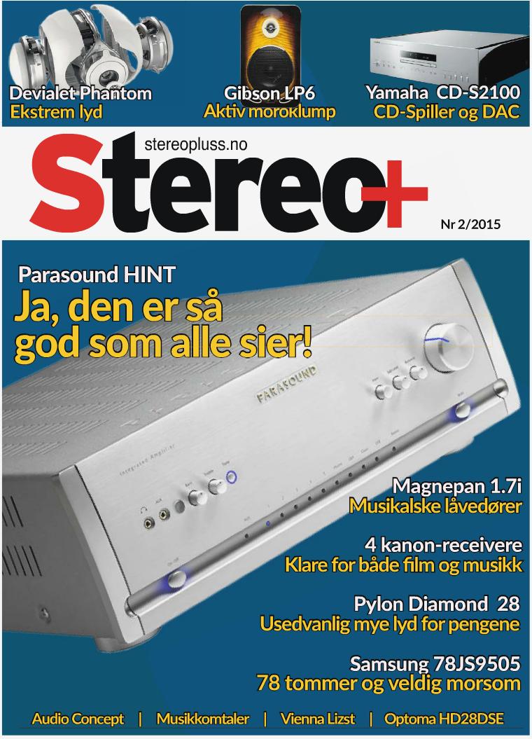 Stereopluss Nr 2 - 2015