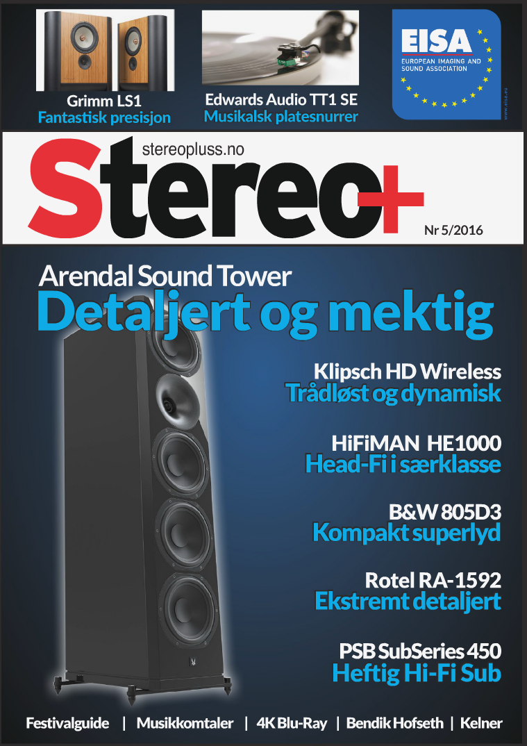 Stereopluss NR 5 - 2016