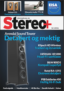 Stereo+ Stereopluss 5 2016