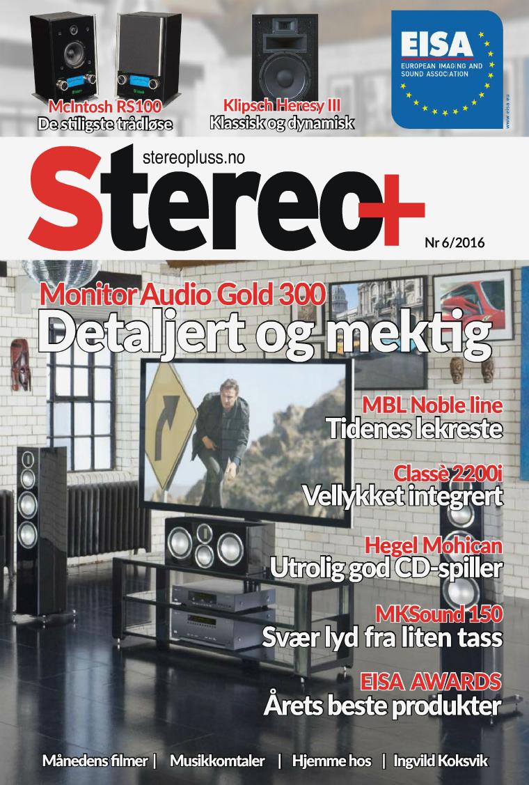 Stereopluss NR 6 - 2016