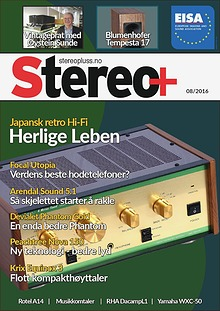 Stereo+ Stereopluss 8 2016