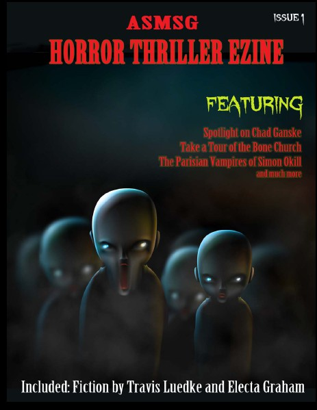 ASMSG Horror Thriller Ezine June 2014