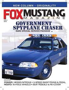 Fox Mustang Magazine