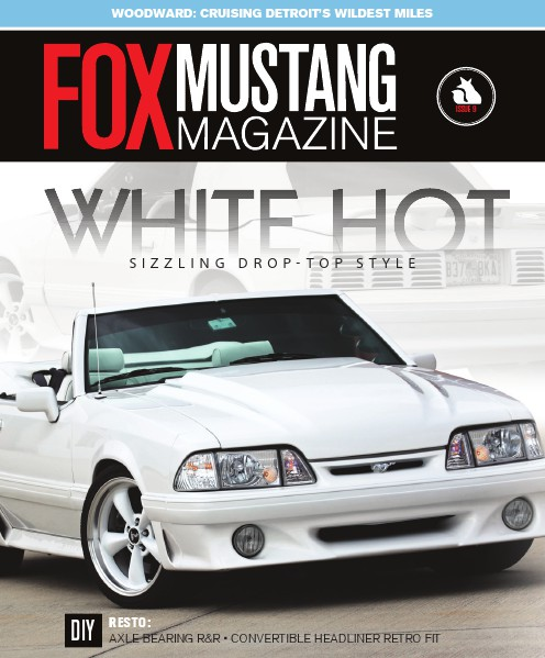 Fox Mustang Magazine Issue 9