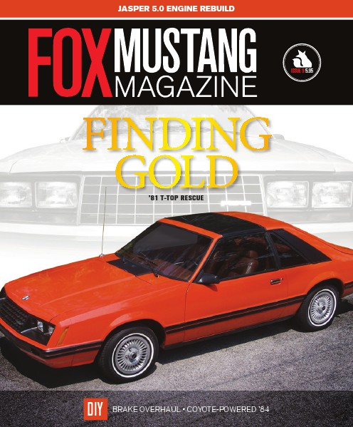 Fox Mustang Magazine Issue 10