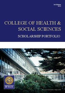 COLLEGE OF HEALTH AND SOCIAL SCIENCES SCHOLARSHIP PORTFOLIO