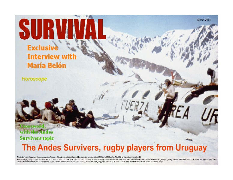 survival March,2014