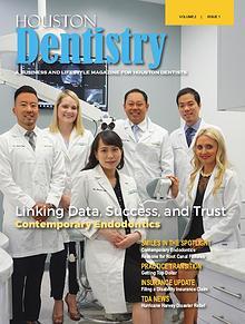 Houston Dentistry Volume 2 Issue 1