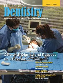 Houston Dentistry Volume 4 Issue 1