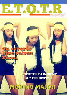 ENTERTAINMENT ON THE RISE MAGAZINE
