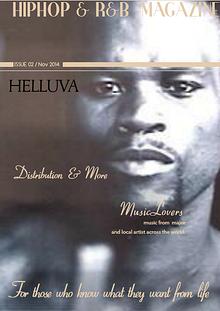 HIPHOP & R&B MAGAZINE