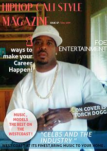 HipHop Cali Style Magazine