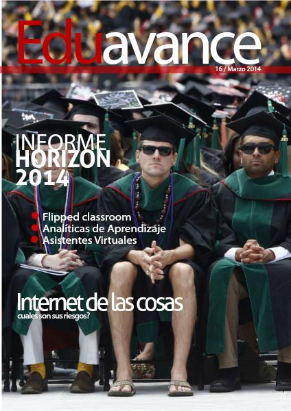 Avances Tecnológicos Educativos 2014 March 2014