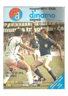 Dinamova revija, 11. listopada 1981