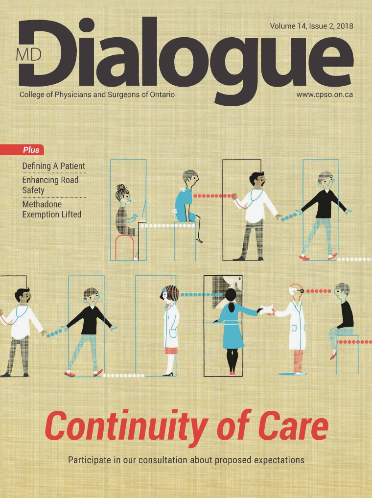 Dialogue Volume 14 Issue 2 2018