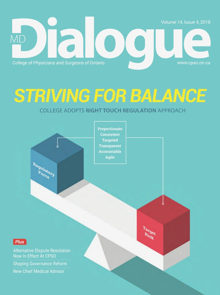Dialogue Volume 14 Issue 4 2018