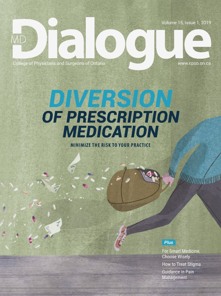 Dialogue Volume 15 Issue 1 2019
