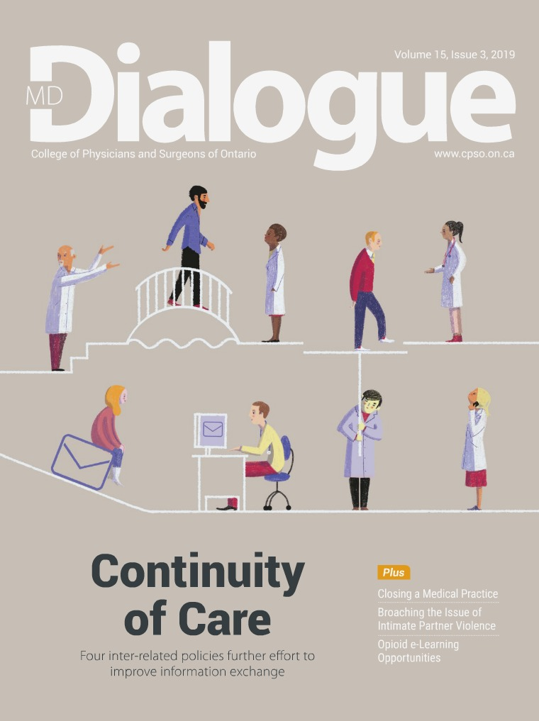 Dialogue Volume 15, Issue 3 2019