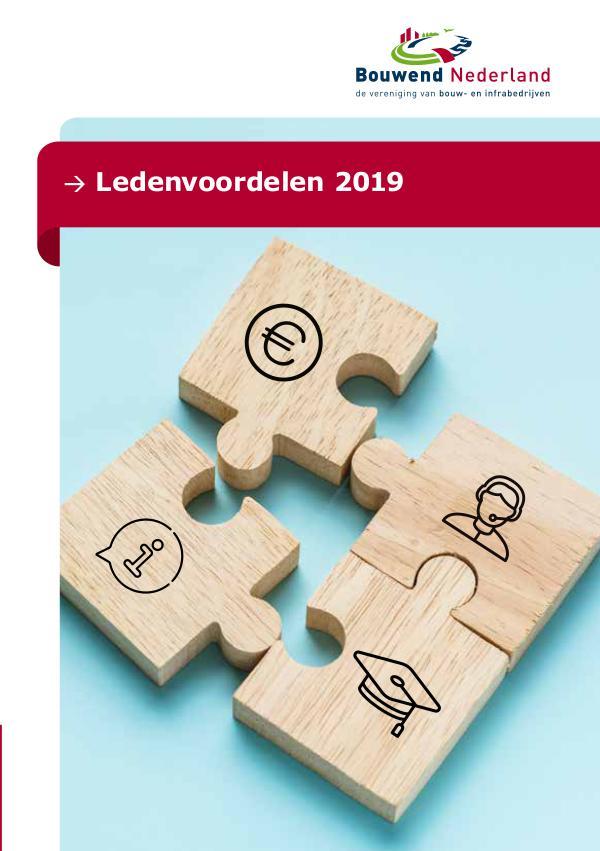 BNL Ledenvoordelen 2019