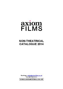 Axiom Films Catalogue 2014
