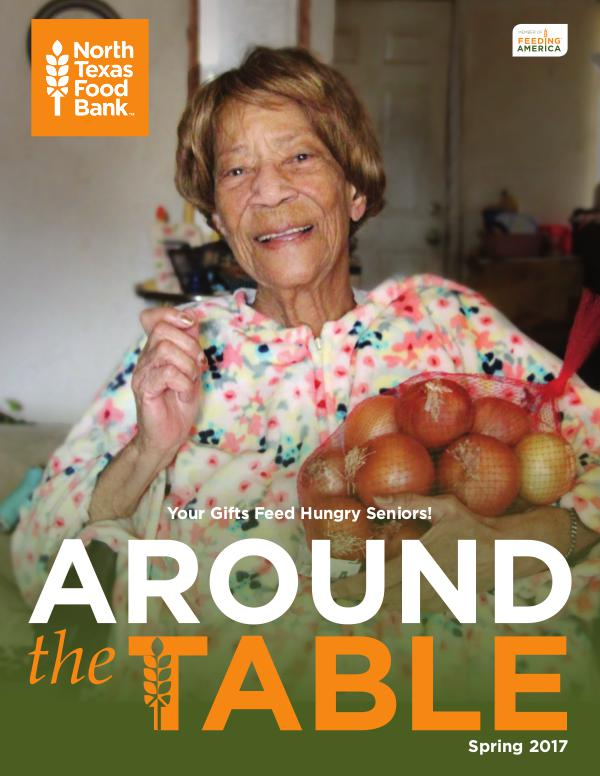 Around the Table - Spring 2017