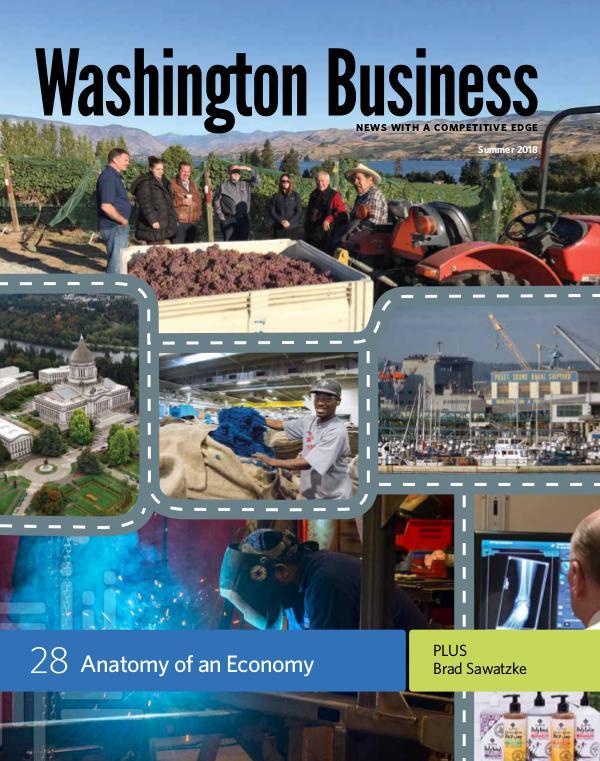 Washington Business Summer 2018 | Washington Business