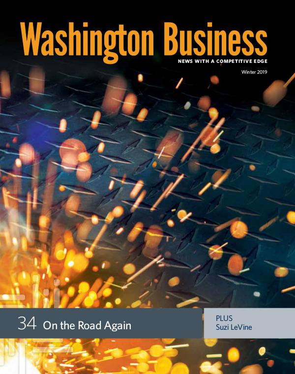 Washington Business Winter 2019   Washington Business