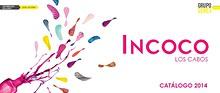 INCOCO Catálogo 2014
