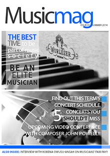 Music Soc Magazine