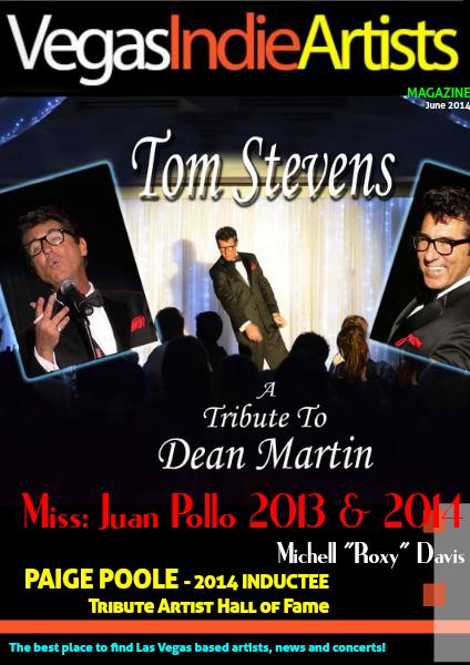 Vegas Indie Artists June 2014