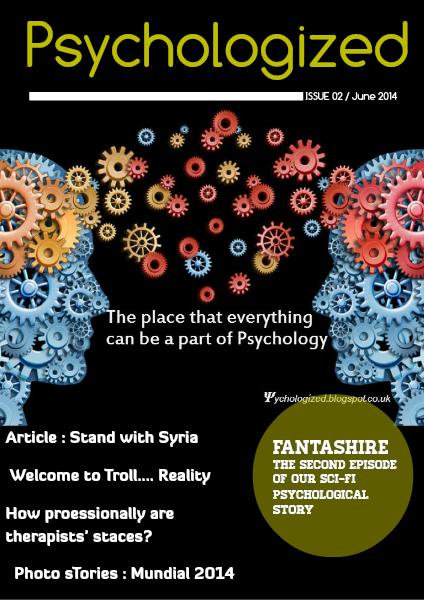 Psychologized issue 2 Volume 2