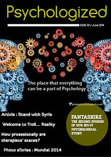 Psychologized issue 2