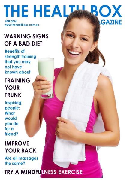 The Health Box Magazine April 2014