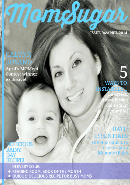 MomSugar April Issue