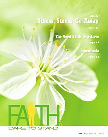 Faith On The Line - Stress, Stress Go Away