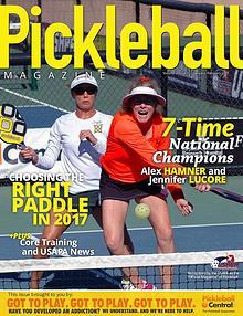 Pickleball Magazine
