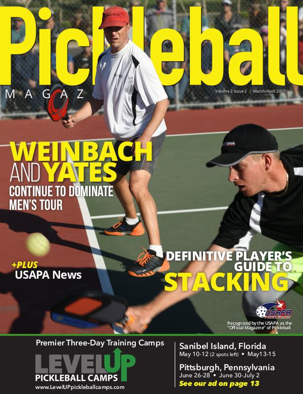 Pickleball Magazine 2-2