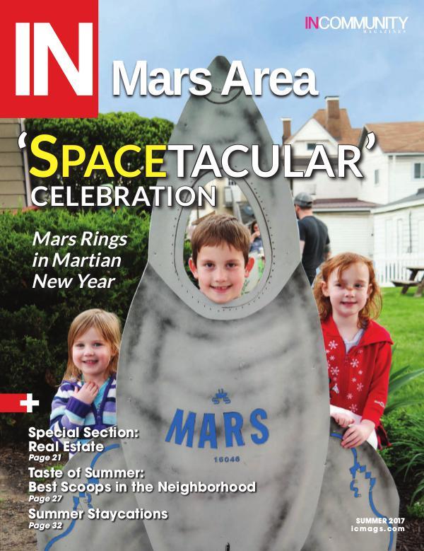 IN Mars Area Summer 2017