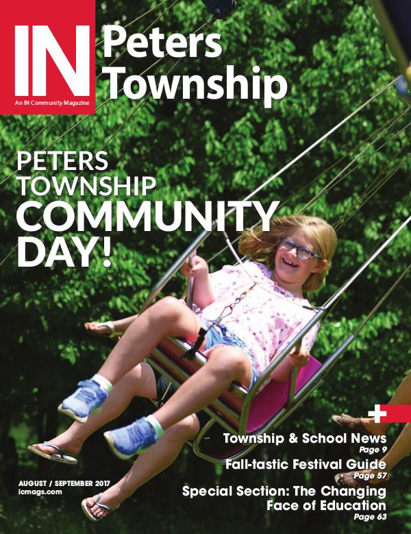 IN Peters Township August/September 2017