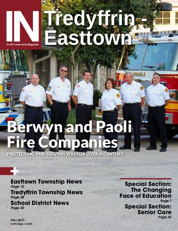 IN Tredyffrin-Easttown Fall 2017