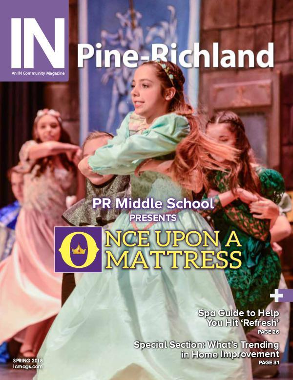 IN Pine-Richland Spring 2018
